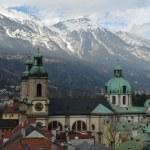 Innsbruck city — Stock Photo #1576862