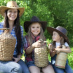 Cowgirls — Stock Photo #18587893