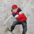 Skater boy — Stock Photo
