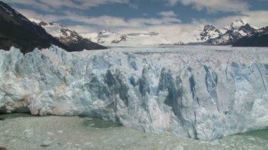 ペリト ・ モレノ氷河 — ストックビデオ