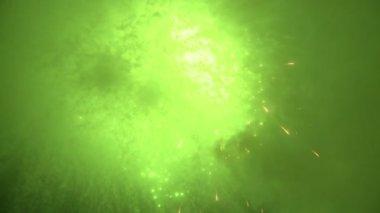 Majestic firework — Stock Video