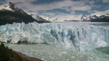 Perito Moreno glacier — Stock Video