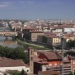 Florence skyline, Italy — Stockvideo