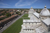 Square of Miracles in Pisa, Tuscany, Italy — Stock Photo
