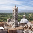 Duomo of Siena, Tuscany, Italy — Stock Photo