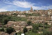 Montalcino. Tuscany, Italy — Stock Photo