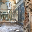 Ruined Orthodox Church — Stock Photo