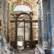 Stock Photo: Abandoned Medieval Church