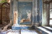 Ruined church — Stock Photo