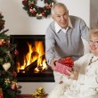 christmas gift — Stock Photo #37304919