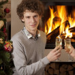 Christmas holidays — Stock Photo
