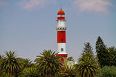 Swakopmund Lighthouse — Stock Photo