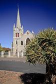 Hollandalı eski kilise, upington, güney afrika — Stok fotoğraf
