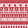 Collection of vector christmas ornaments — Stock vektor #14819431