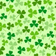 Saint Patrick's day seamless background - Vektorgrafik
