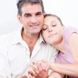 Portrait of Lovely Couple — Stock Photo #12425609