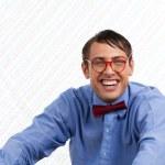Portrait of Happy Man — Stock Photo #12677499