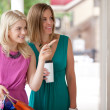 Shopping Women - Stock Photo