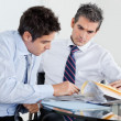 Businessmen Working In Office — Stock Photo #15648893