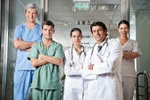 Confident Medical Professionals — Foto Stock