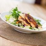 Chicken Caesar Salad — Stock Photo #25795761