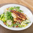 Stock Photo: Chicken Caesar Salad