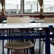 Classroom With Empty Chairs And Desks — Stock Photo #33253027