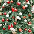 Decorated Christmas Tree — Stock Photo #35261115