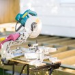 Table Saw — Stock Photo