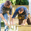 Building a Deck — Stock Photo #36813835