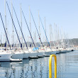 Boats at Harbor - Stock Photo