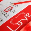 Valentine day — Stockfoto