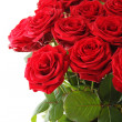 Bouquet of red roses — Stock Photo #18902389