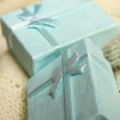 Two gift boxes — Stock Photo #19530755