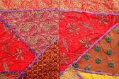 восточные ткани — Стоковое фото