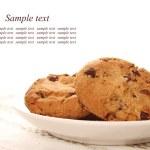 Chocolate cookies — Stock Photo #25057379