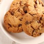 Chocolate cookies — Stock Photo #25057521