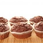 Chocolate muffins — Stock Photo #25108893