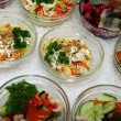 Different salads — Stok Fotoğraf #27942667
