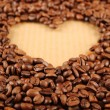 Coffee heart — Stock Photo #28351425
