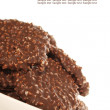 Chocolate cookies — Stock Photo #28895707