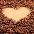Coffee heart — Stock Photo #31128815
