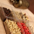 Spices and Mill — Stock Photo #31996115