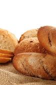 Isolated bread — Stock Photo