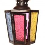 Oriental Candle Holder — Zdjęcie stockowe #40954687