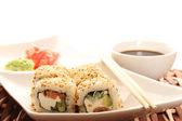 Sushi philadelphia — Stockfoto