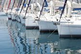 Boats at Harbor — Stockfoto