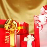 Christmas gifts — Stock Photo #4145426
