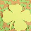 Greeting Card St. Patrick's Day — Stock Photo