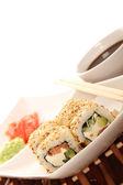 寿司レストラン — ストック写真